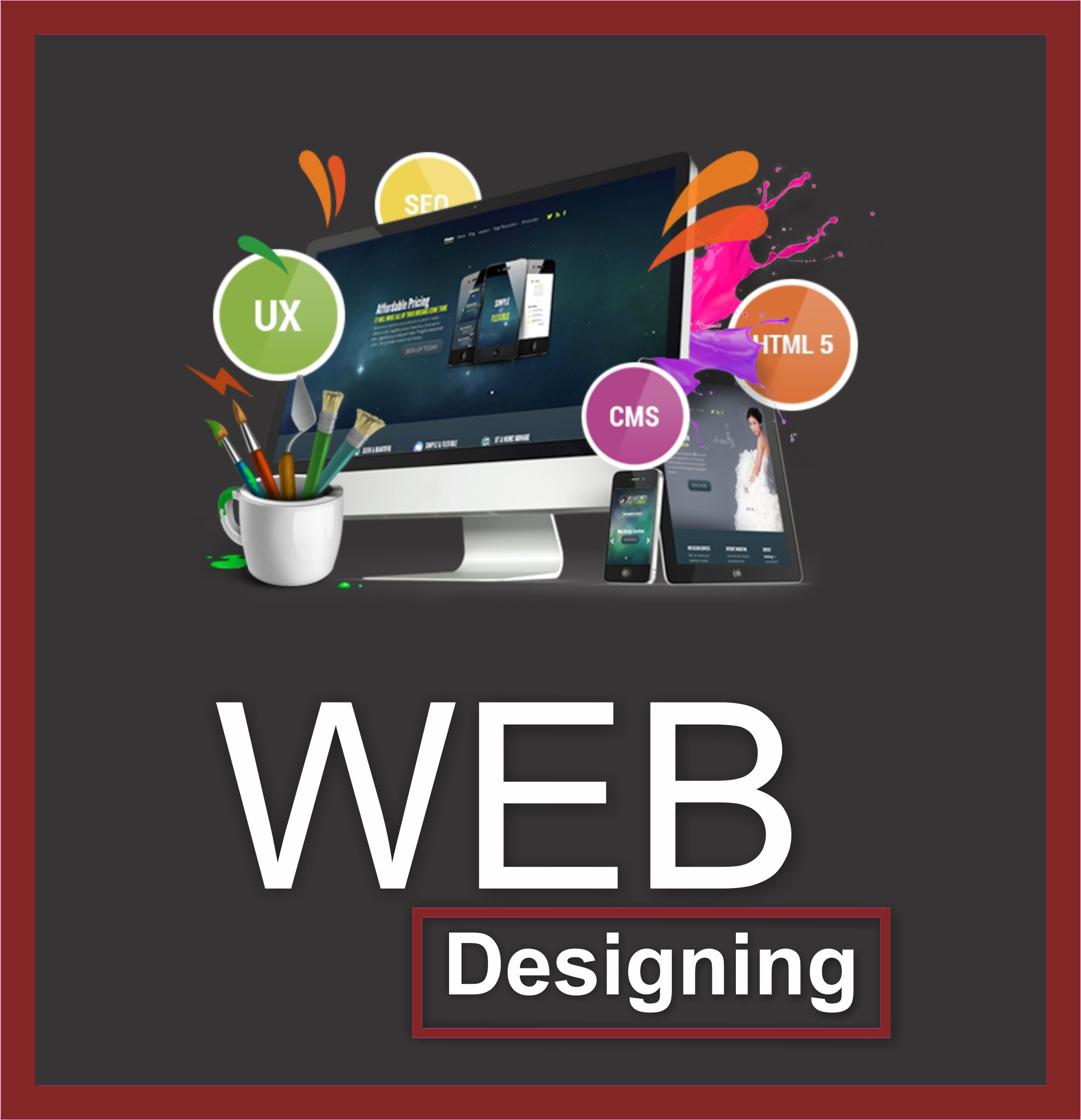 Web Designing In India, Australia